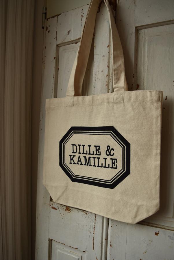 ディル&カミ―ユ オリジナルエコバッグ