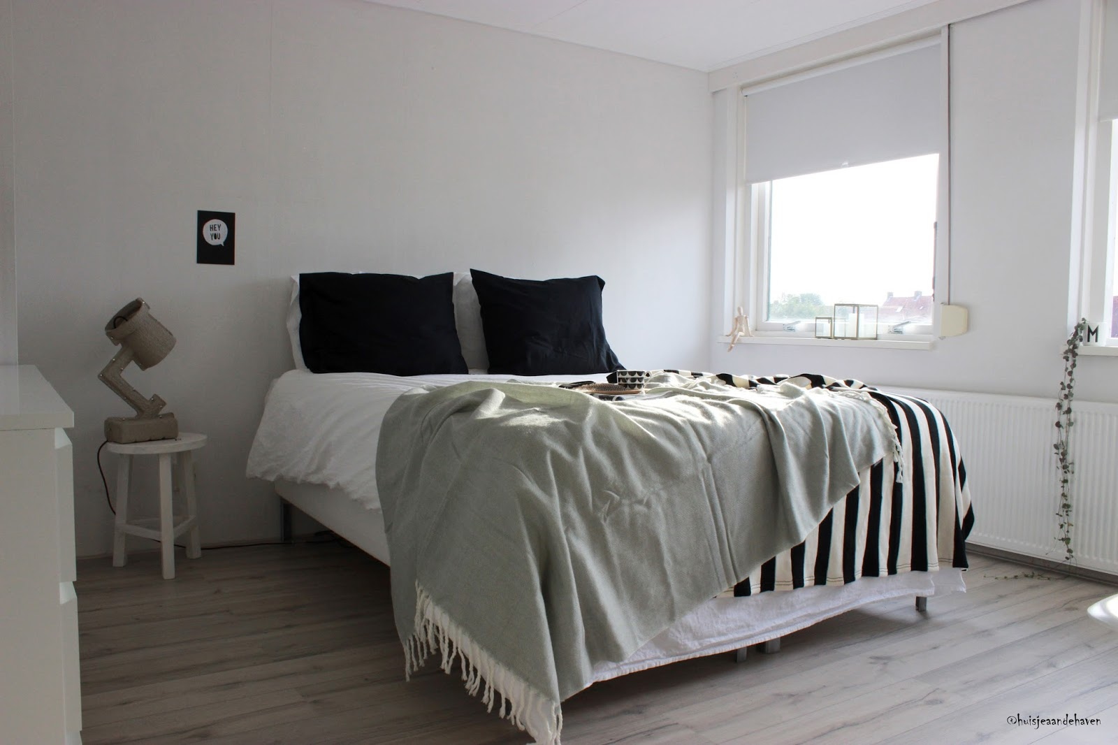 Huisjeaandehaven: Verandering in de slaapkamer