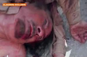 Gaddafi Dead 6