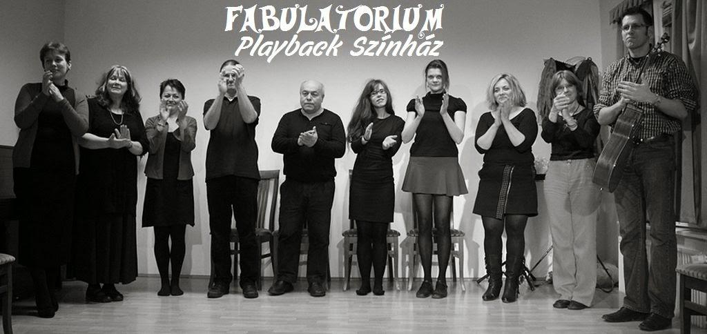 Fabulatorium Playback Színház