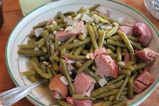 Green Beans n Ham!