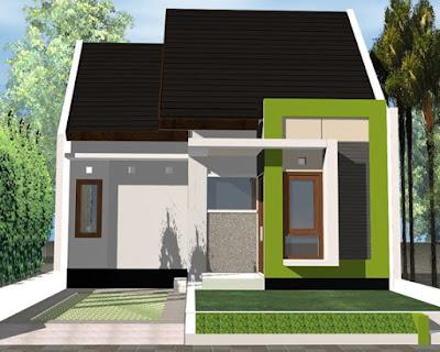Model Desain Denah Rumah Minimalis Sederhana Terbaru 2015