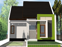 Model Desain Denah Rumah Minimalis Sederhana Terbaru 2016