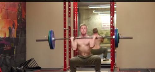 Vídeo exibe diversos exercícios de academia que deram muito errado