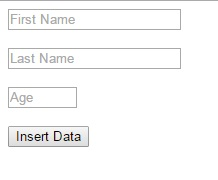how to get data in database using php