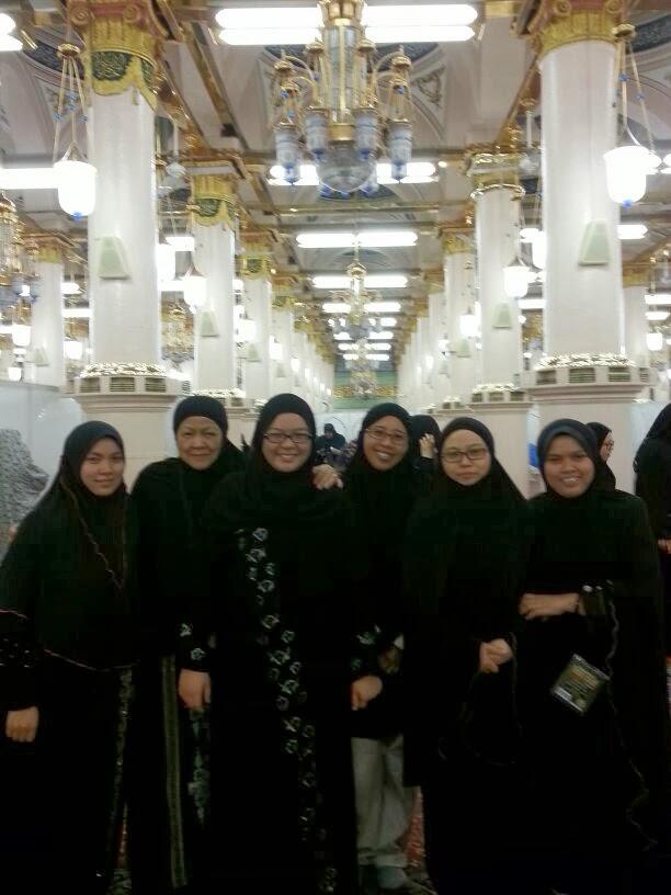 Umrah Family 2014