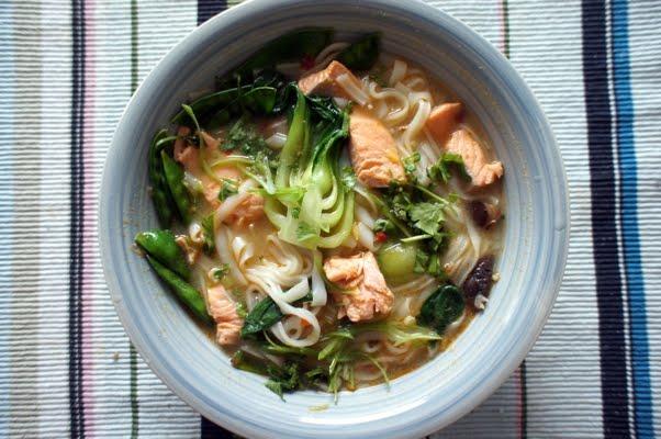 Chilli Miso Noodle Soup