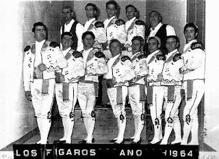 Comparsa Los fígaros - Paco Alba - 1964