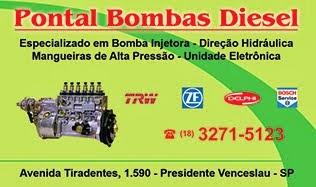 Pontal Bombas Diesel
