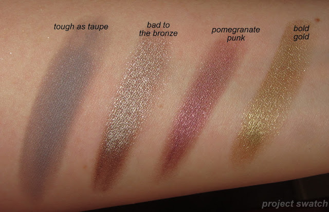 maybelline color tattoo swatches