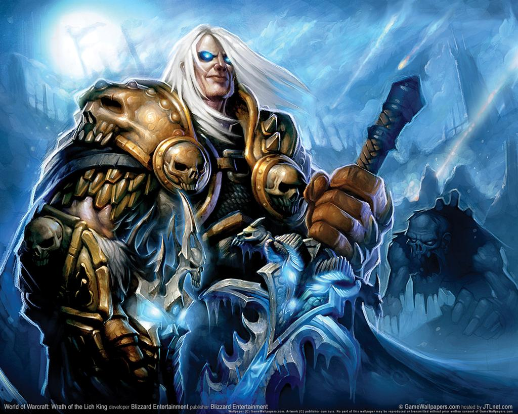 World of Warcraft HD & Widescreen Wallpaper 0.904746293170406