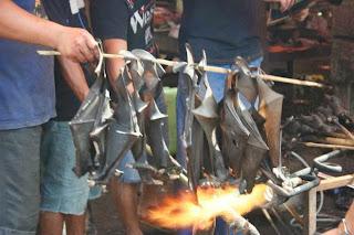 Makanan Paling Ekstrem Di Indonesia