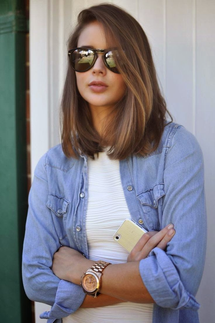 Should I Go For The Chop Some Hairspiration Laurakathren