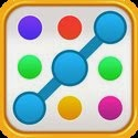 Match The Dots App iTunes App Icon Logo By IceMochi - FreeApps.ws