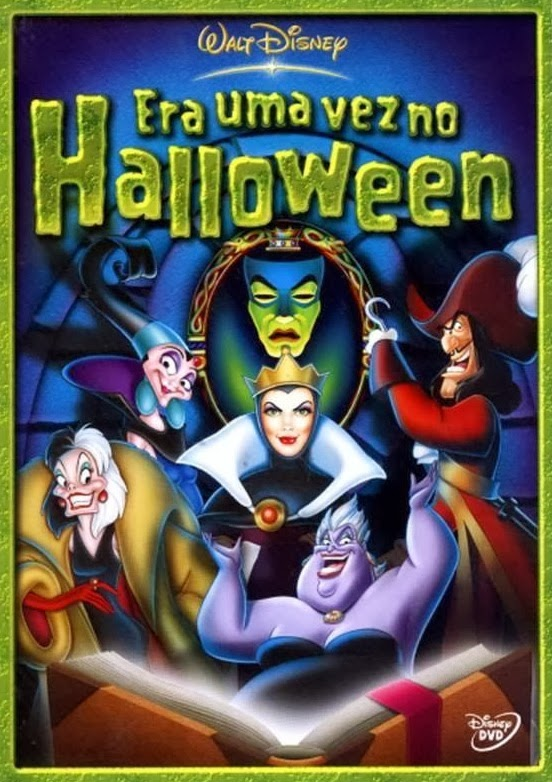 Era Uma Vez no Halloween – Dublado