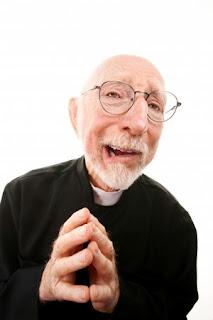 Funny priest joke picture