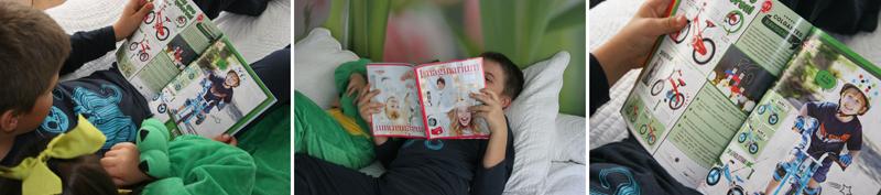 Decorar en familia: Diy colgantes navideños para el catálogo de Imaginarium11