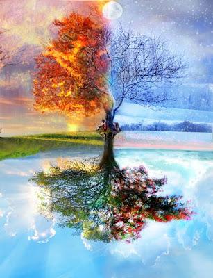 empat musim di jepang, macam-macam musim di jepang, puisi tentang musim semi, puisi tentang jepang, http://kataella.blogspot.com/, Ella Nurhayati, Emak-emak blogger menulis