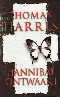 Hannibal ontwaakt Thomas Harris cover