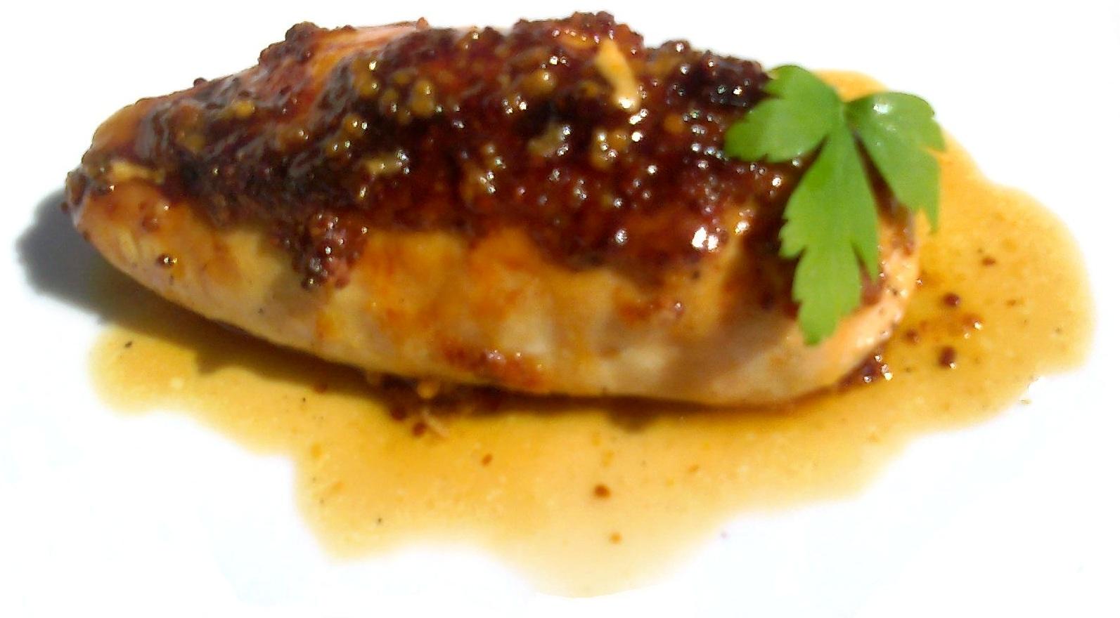 La Cocina de Beli Mar: PECHUGA DE POLLO CON SALSA