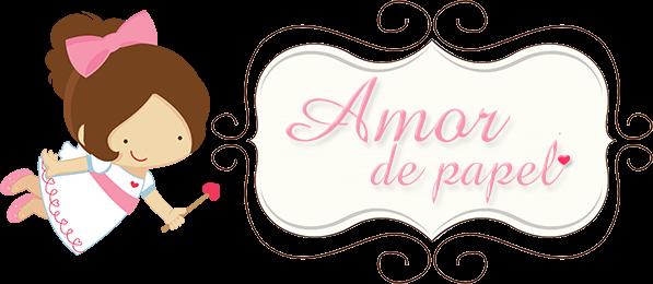 Amor de Papel - Papelaria Artesanal e Criativa! ♥