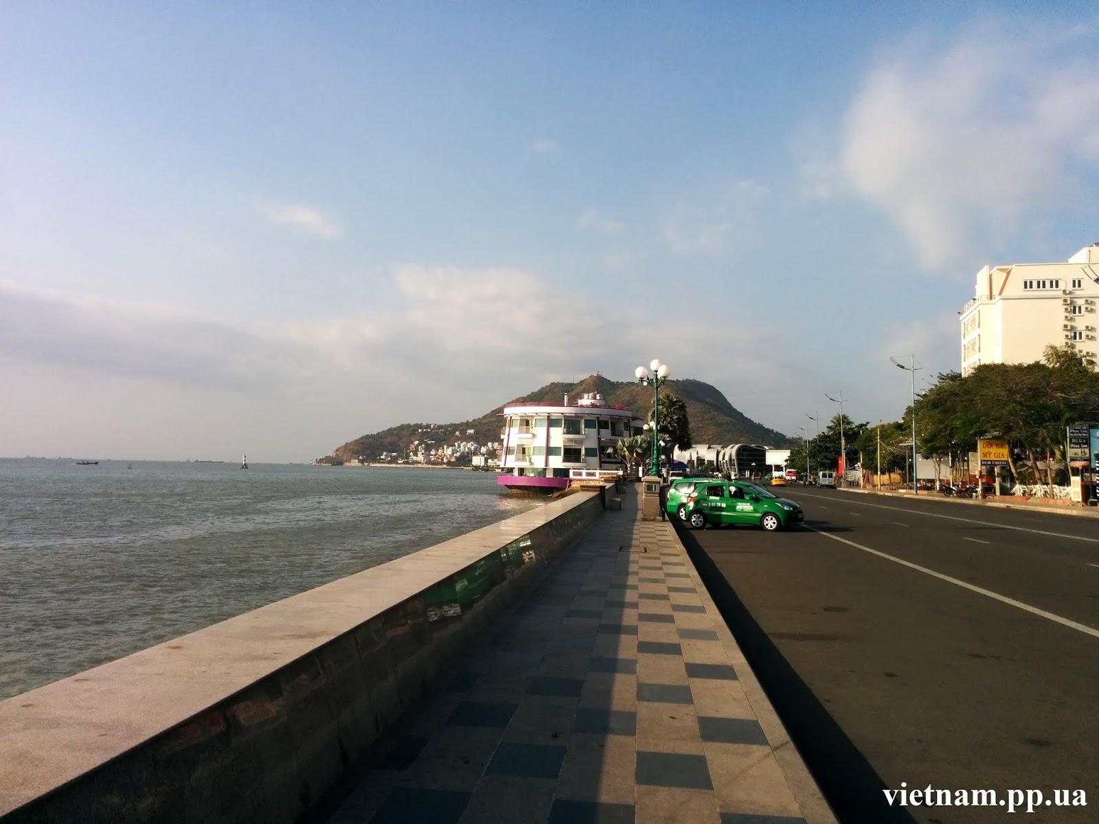 Вунгтау как добраться