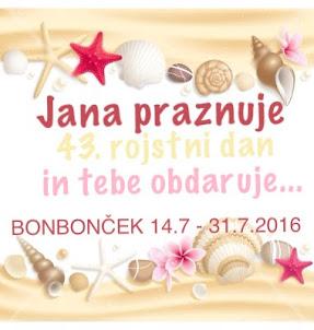 BonBonČek pri Jani