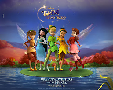 #15 Tinkerbell Wallpaper