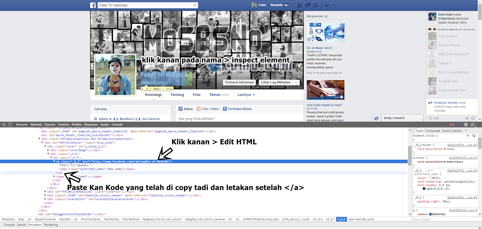 Cara Verifikasi Halaman Dan Akun Profile Facebook Resmi