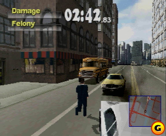 Download Driver 2 PSX ISO High Compressed | Tn Robby Blog