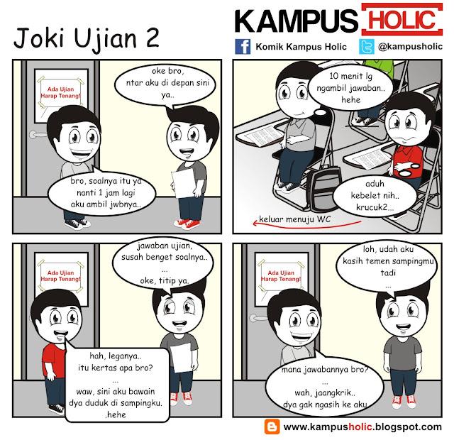 #016 Joki Ujian 2