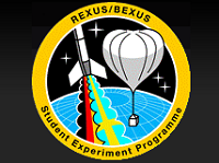 Logo konkursu Rexus/Bexus