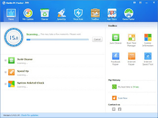 Software Reviews and Downloads: Cara Mempercepat Komputer Windows 7