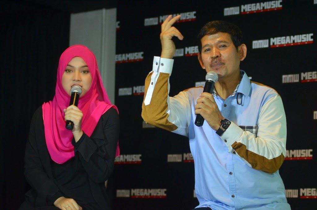 ND Lala hentam wartawan dalam sidang media Shila Amzah sedia dipulau media berbahasa Melayu