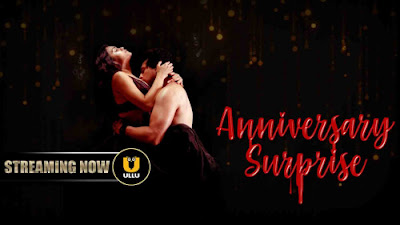 Poster Of Hindi Movie The Annivesary Surprise 2019 Full HD Movie Free Download 720P Watch Online