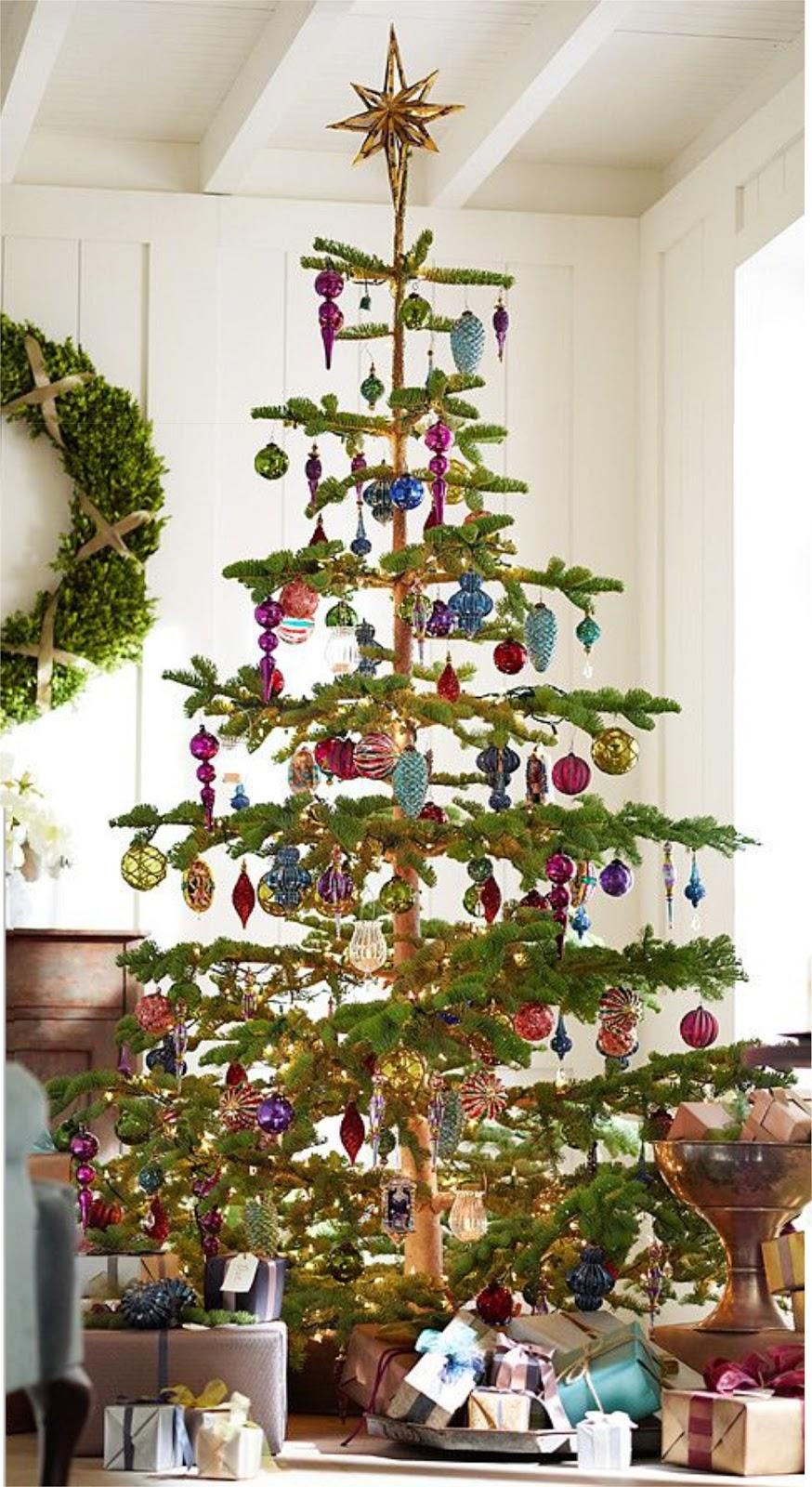 Pottery Barn Christmas Tree Ornaments