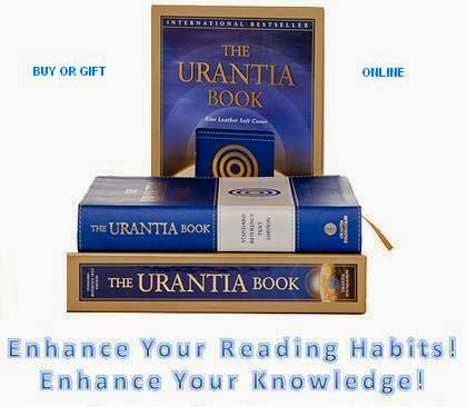 The Urantia Book (Shown Below) Is the Author's Favorite Book of Life Guidance!