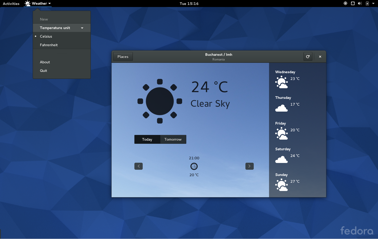 Fedora 22 Released, See What`s New [Workstation] ~ Web Upd8 ...