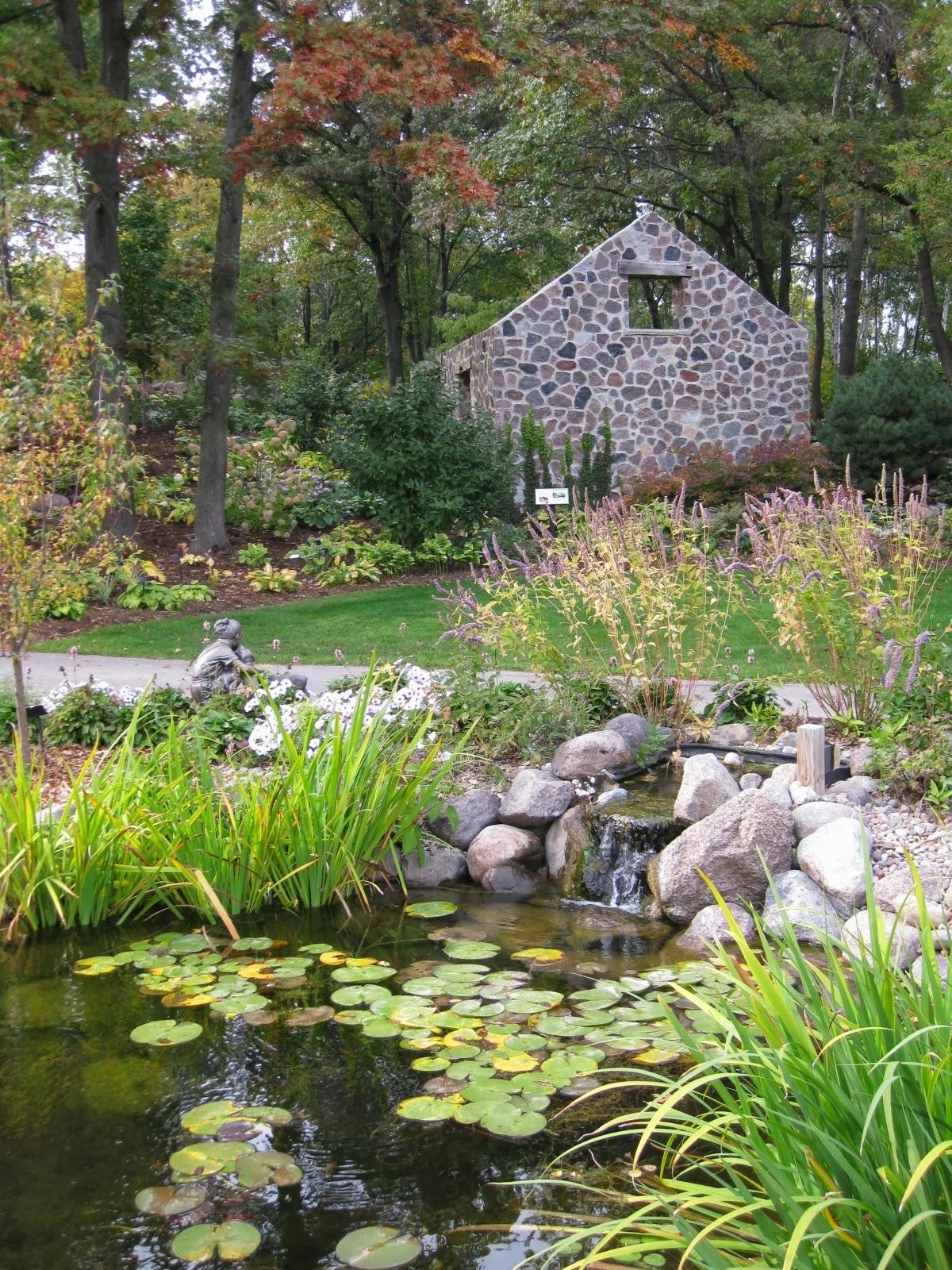 Think Global Garden Local Green Bay Botanical Garden