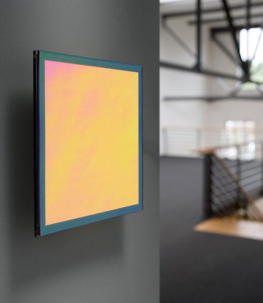 Plexiglas radiant by jennifer netherton mow material for Radiant plexiglass