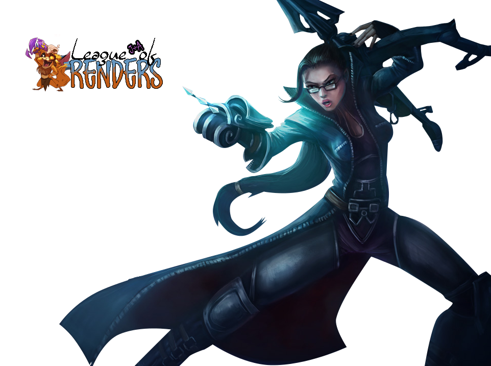 Render Vindicator Vayne