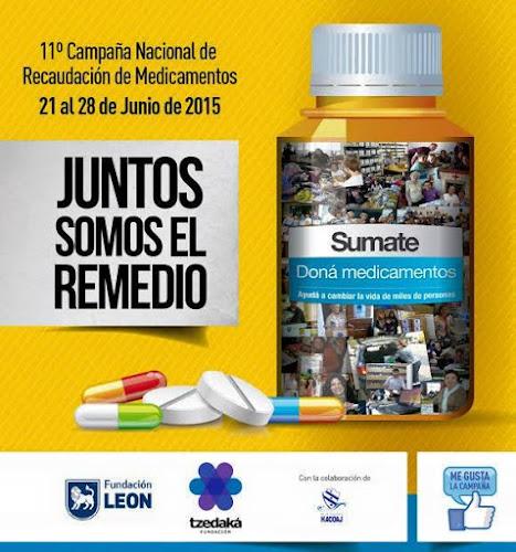 Recaudación de medicamentos en Tucumán Lawn Tennis