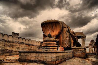 Lepakshi temple Anantapur