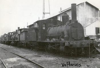 Loc. de vapor años 40.