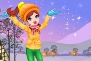 Kar Elbiselerim Oyunu