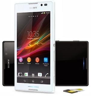 Review Spesifikasi Harga Sony Experia C image