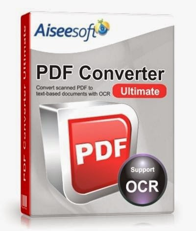 Aiseesoft PDF to Word Converter 3.2.32 Full Patch
