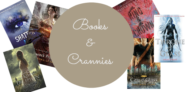 Books & Crannies
