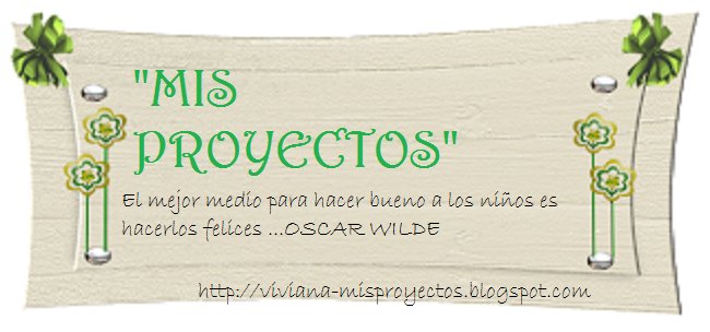 MIS PROYECTOS