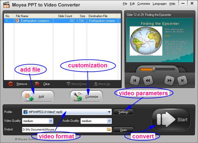 how to add youtube video to powerpoint 2011